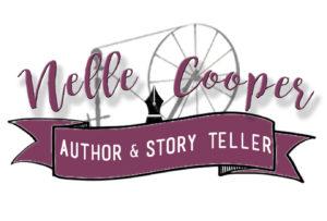 Nelle Cooper Author & Story Teller Logo