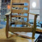What's so special about an old broken rocking chair?